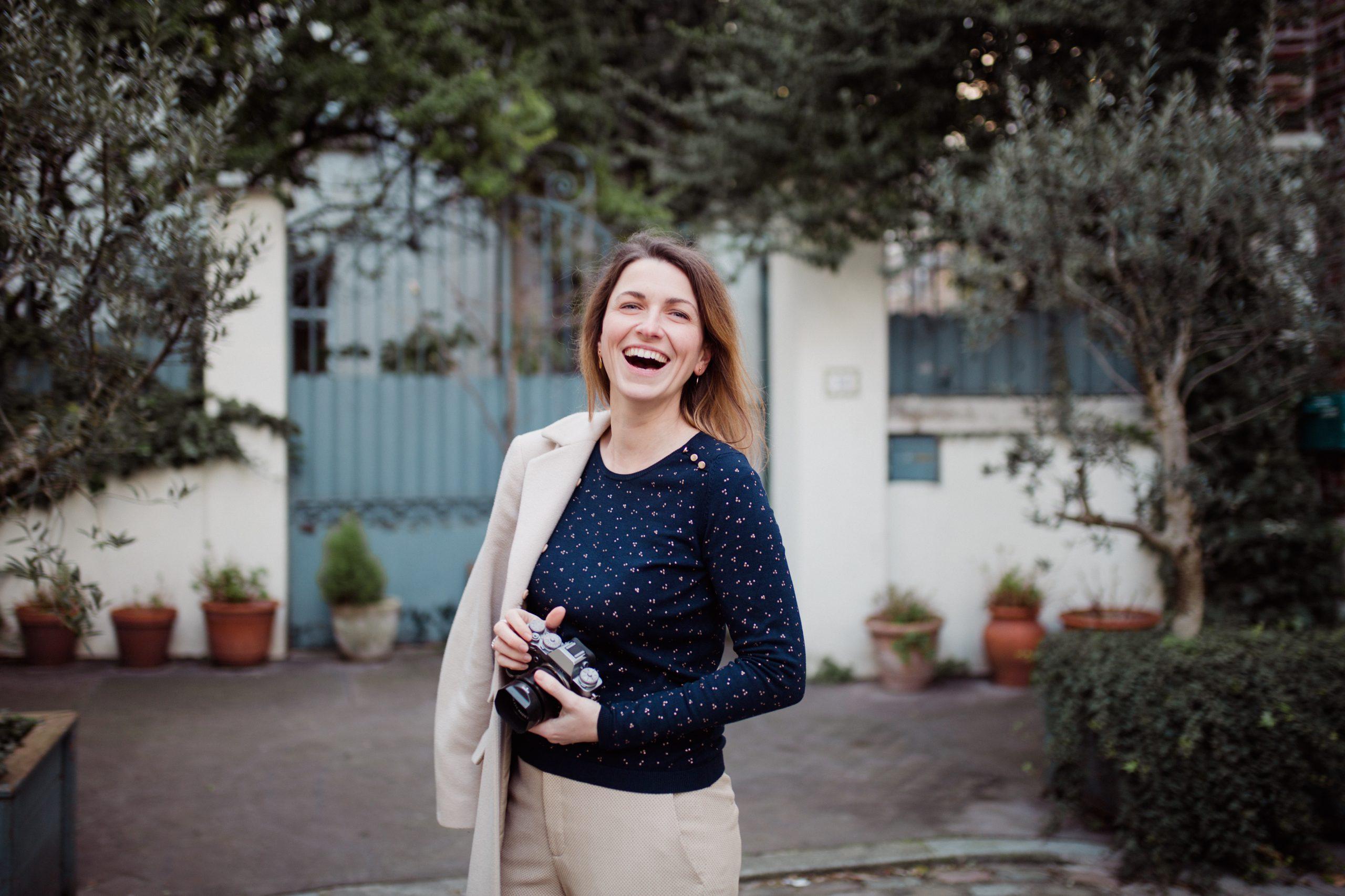 Anne, photographe : «Etre en accord avec ce qu'on fait, c'est la base de tout.»